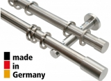 20mm Garnitur Roller, 2-lauf, edelstahl